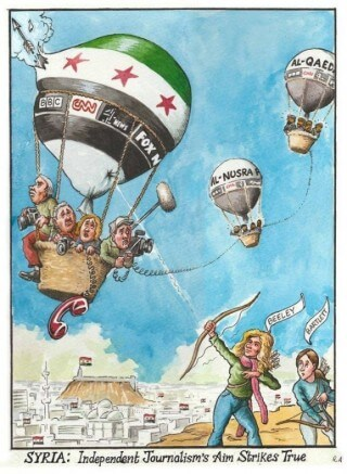 Amnesty International - Regime Change Marketeers and War Promoters