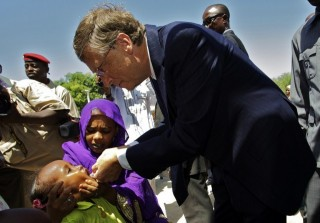 Another missionary in Africa: the Bill Gates myth