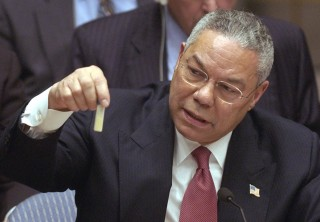 Colin Powell: Another War Criminal Cashes in