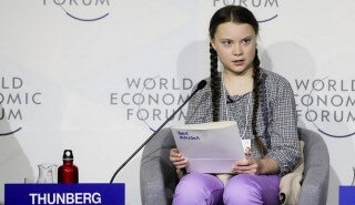 Greta Thunberg and Big-Biz Climate Charade
