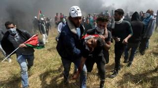 "Hasbara memo: ""When Israelis murder Palestinians, it's a tragedy - for Israelis."""
