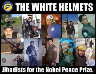 How the White Helmets Became International Heroes While Pushing U.S. Military Intervention and Regime Change in Syria
