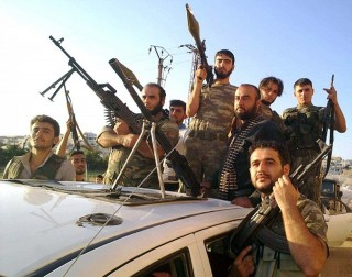 Libyan Terrorists Are Invading Syria