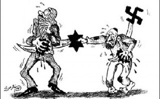 Nazism, Zionism, and the Arab World