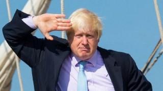 Panic of Boris Johnson in Moscow - Agony of Rotting Empire