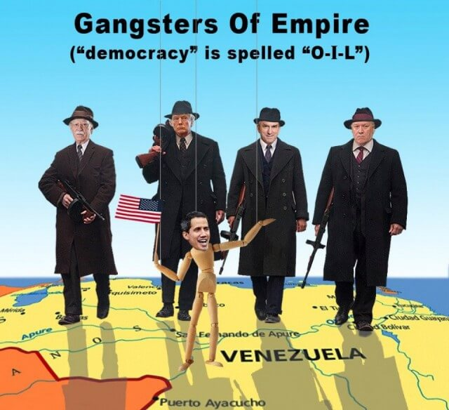 Gangsters of Empire