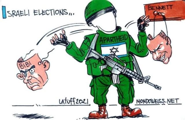 Israel - real fascism unmasked.