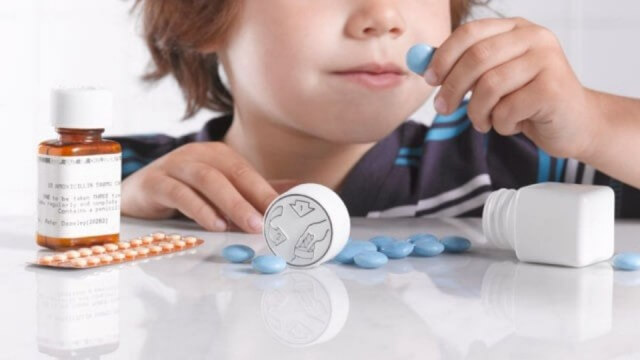 Over 8 Million U.S. Children Now On Psychiatric Drugs