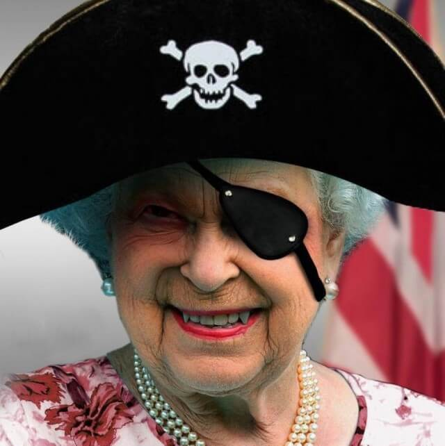 Pirates of Her Royal Majesty