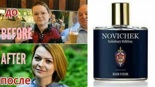 The Magic of Novichok