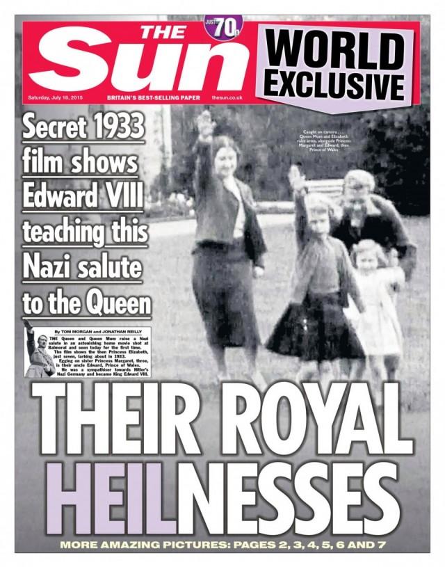 Their Royal Heilnesses
