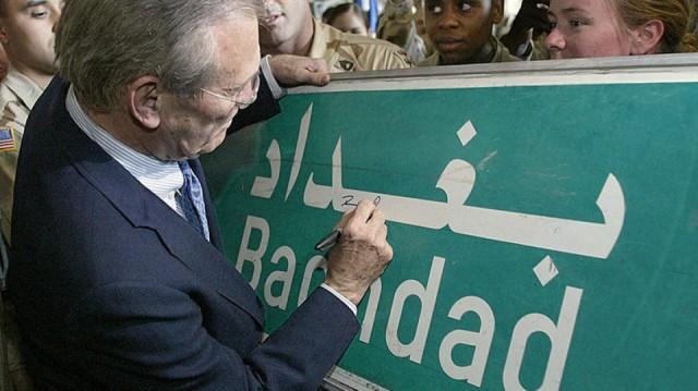 War criminal Rumsfeld dies