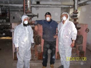 Kotelna 456 - Preparation
