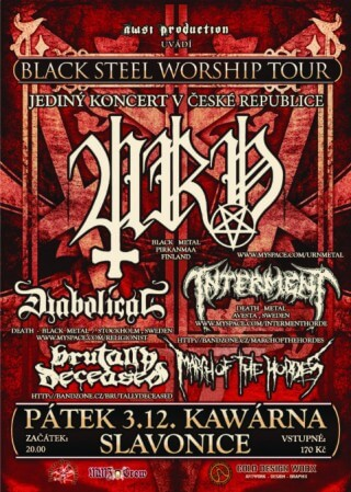 BLACK STEEL WORSHIP TOUR