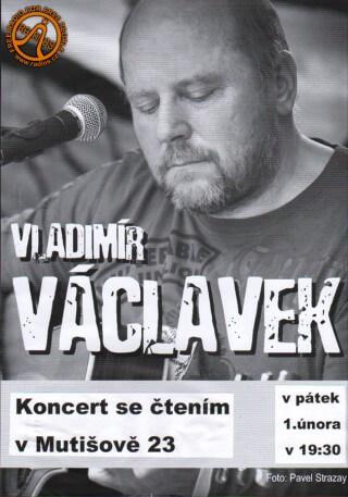 Koncert Vladimir Vaclavek - Mutisov 23 near Slavonice - 01.02.2013