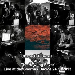 Koncert Chaos E.T. Sexual, The Howling Fever - DAČICE, Sběrna - 24.10.2013