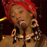 Fatoumata Diawara + Roberto Fonseca - Live Basel Switzerland 2014