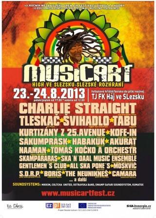 17. MUSICART Festival 2013