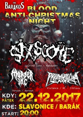 BLOOD ANTICHRISTMAS NIGHT VOL. 2