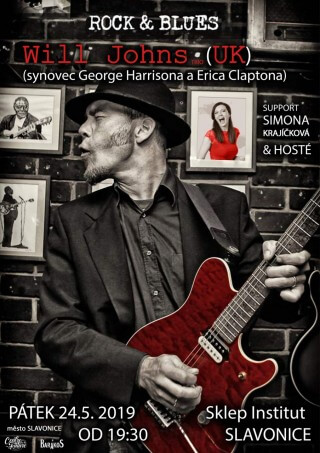 Blues Legend Alive - koncert Will Johns Trio