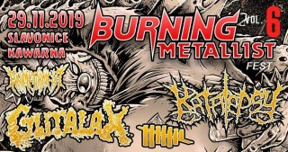 Burning Metallist Fest - Vol. 6
