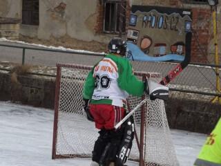 Hokej vyhrál domácí Mutišov