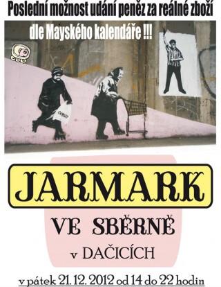 Jarmark ve sběrně v Dačicích
