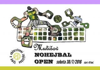 Mutišov Nohejbal Cup Wimbledon Open