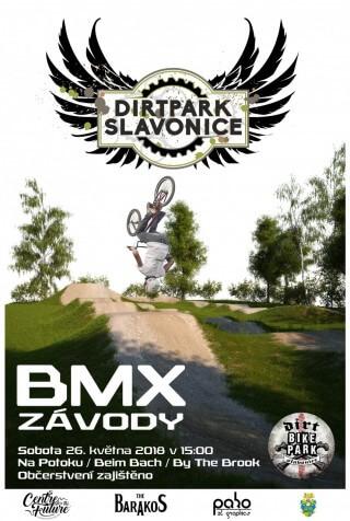 Pozvánka na 5. BMX závody v sobotu 26.05.2018 od 15:00