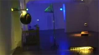Elaine Buckholtz - installation 2