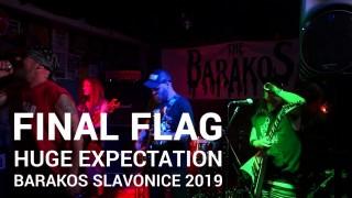 Final Flag live Barakos p2