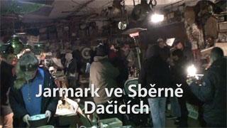 Jarmark v Dačické Sběrně 2016