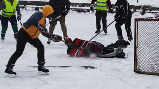 Mutisov Hockey MHL 2016 Winter Classic