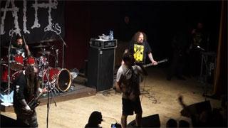 Napalm Death - Nazi Punx Fuck Off - Slavonice 2018
