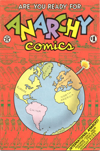 Anarchy Comics 1