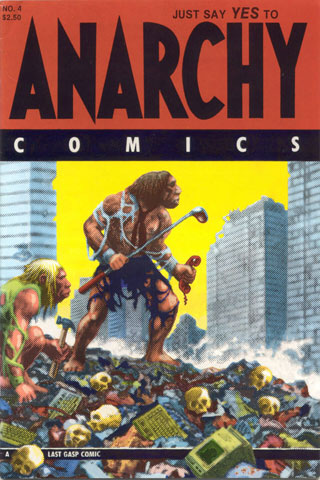 Anarchy Comics 4